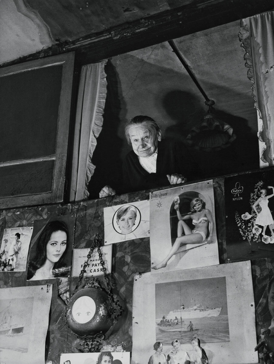 1964. Мадам Симонетта, Бар Троицы