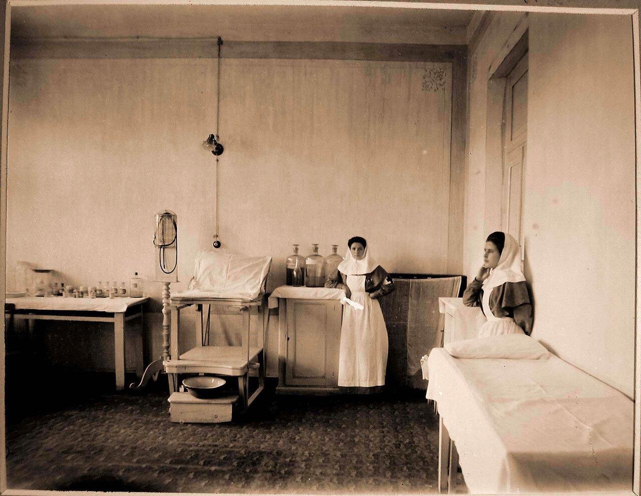 07. Сестры милосердия в амбулатории Харбинской общины сестёр милосердия Красного Креста