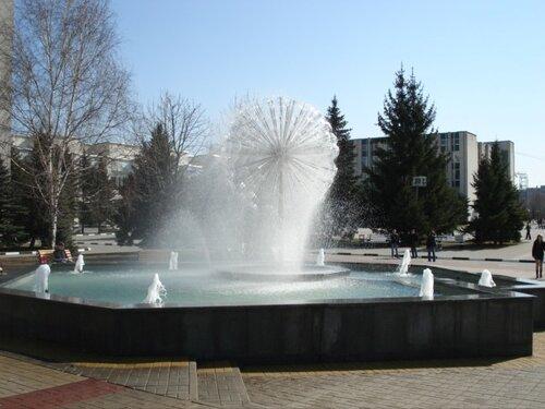 фонтан дружба3