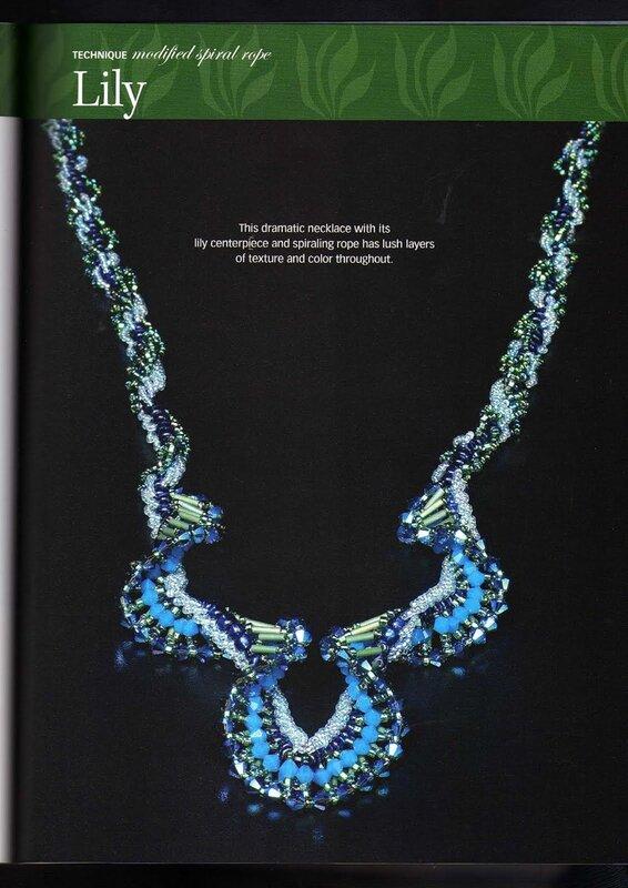 свой цитатник или сообщество!  Crystal Brilliance: Making Designer Jewelry with Crystal Beads (Создаём ювелирные...