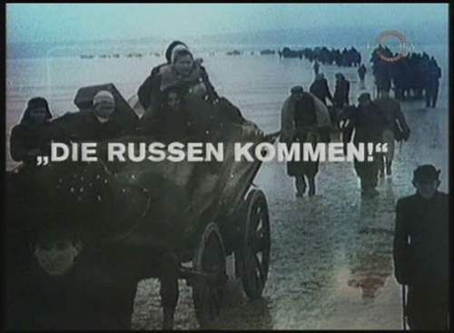 Русские идут / Der Sturm. Die Russen kommen!