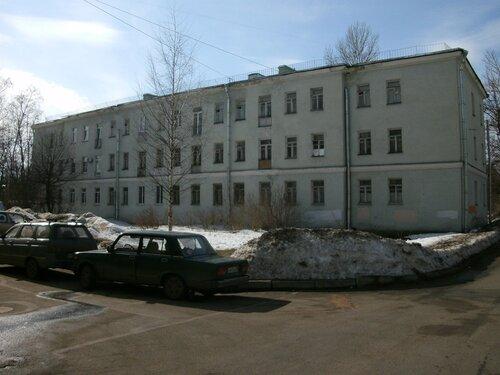 Герасимовская ул. 16