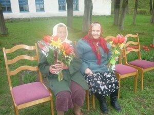 Гости праздника Пиреева М.С. и Петракова З.Д.