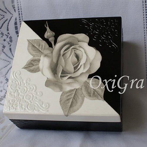 Шкатулки Oxi Gra