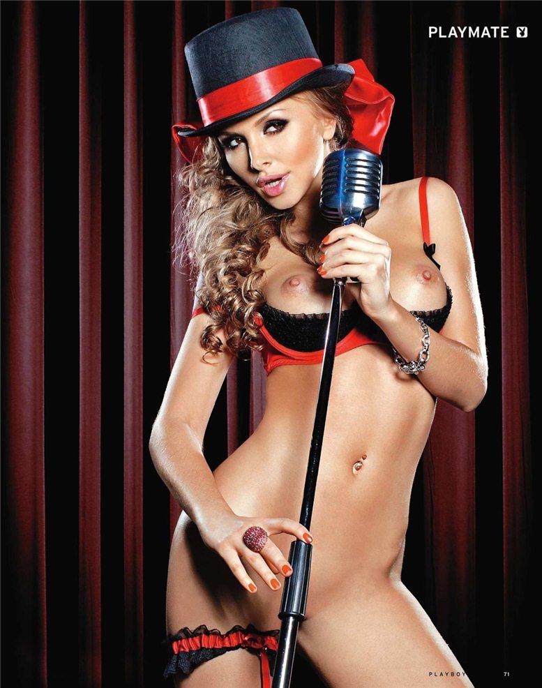 Юлия Юрудюк / Yulia Yurudyuk in Playboy Ukraine june 2011