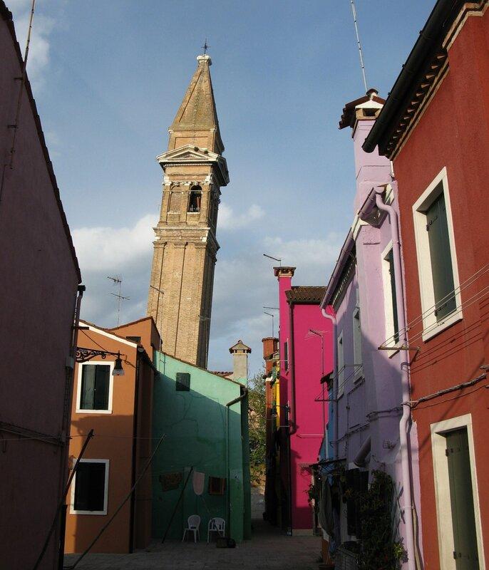 Остров Бурано, Венеция