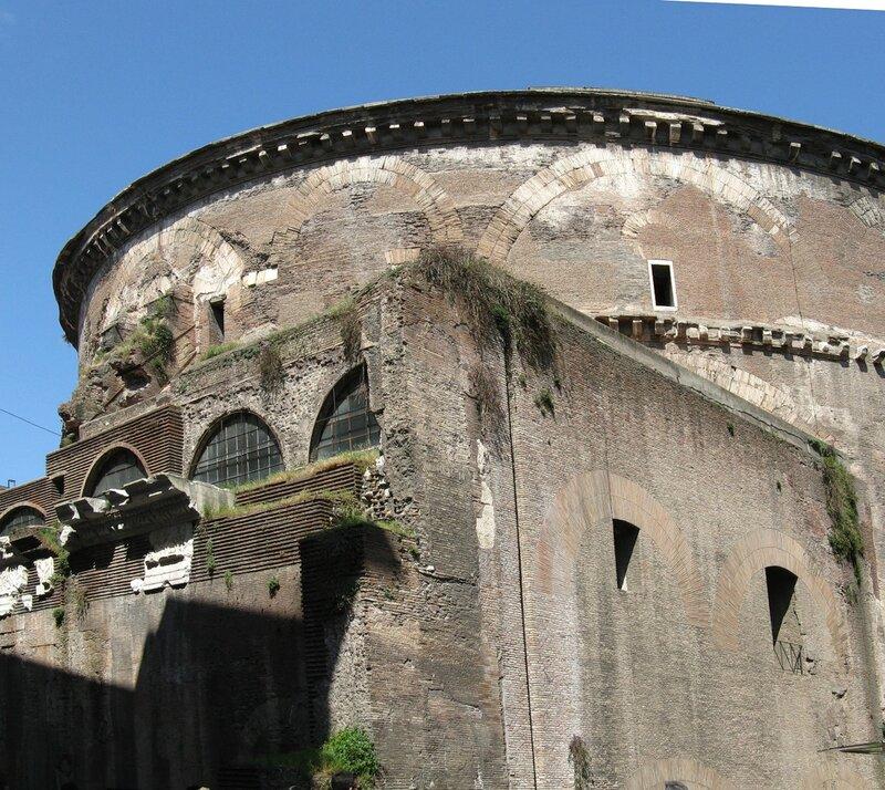 Рим. Пантеон (Pantheon)