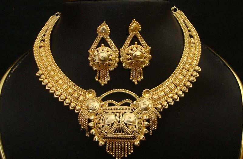Indian Wedding Jewelry LJILJANA