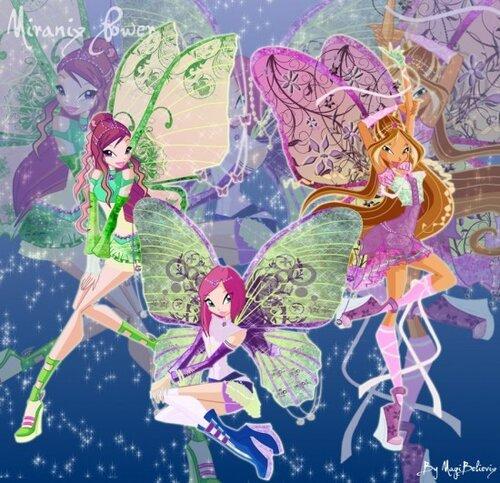 2 тур WINX конкурса Девочка ПаЛиТрА и много картинок!
