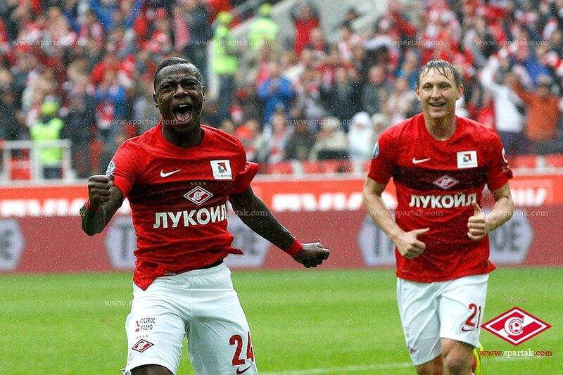 «Спартак» vs «Торпедо» 3:1 Премьер-лига 2014-2015 (Фото)