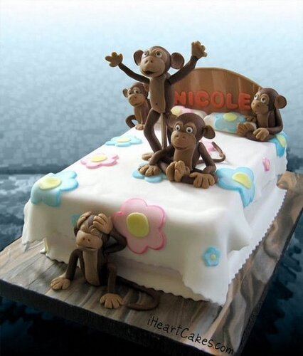 Креативные тортики u3poccuu.livejournal.com