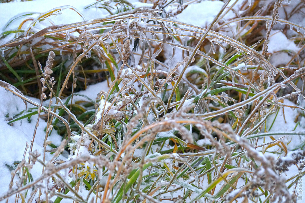 Златоустовский ледяной дождь