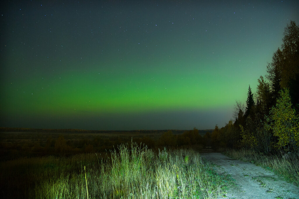 Northern Lights.  25/9/14