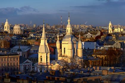 В Петербурге отложено введение нового налога на имущество