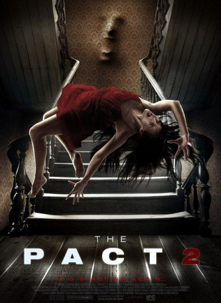 Пакт 2 / The Pact II (2014) BDRip 1080p / 720p + HDRip + WEB-DL 720p + WEB-DLRip