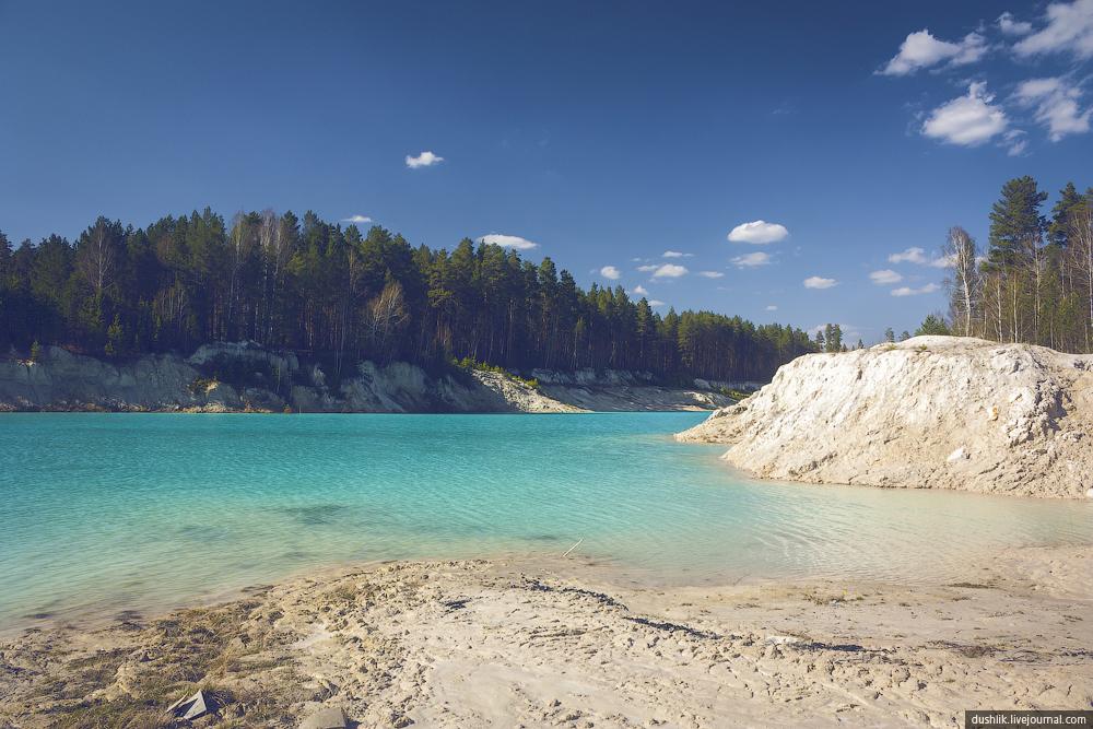 этот день голубое озеро на урале фото все-таки