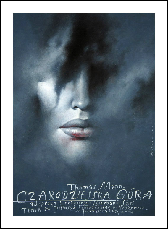 Wieslaw Walkuski, Polish Poster Designer. - Book Graphics