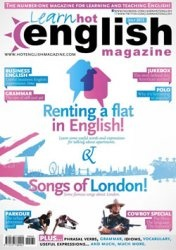 Журнал Hot English Magazine № 136 2013