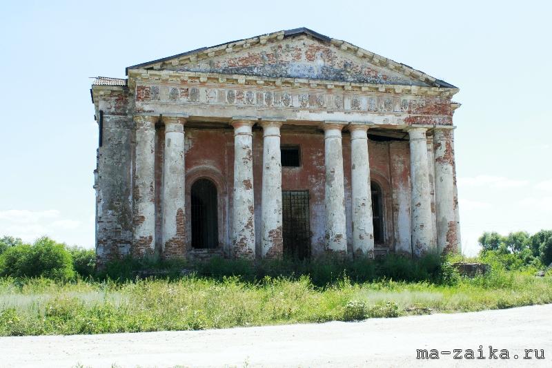 Фото церкви села урусово саратовской области