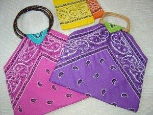 Декор из платков