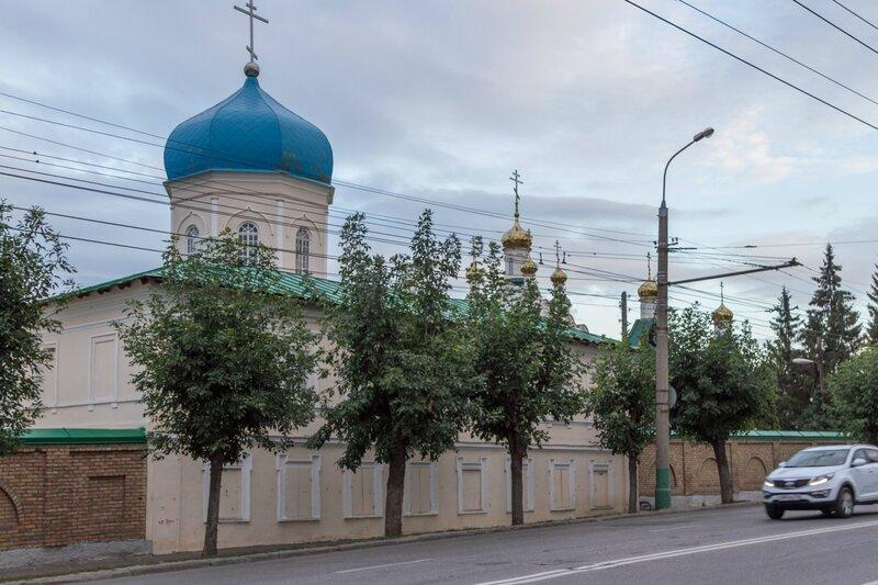 Свято-Троицкий женский монастырь, Пенза