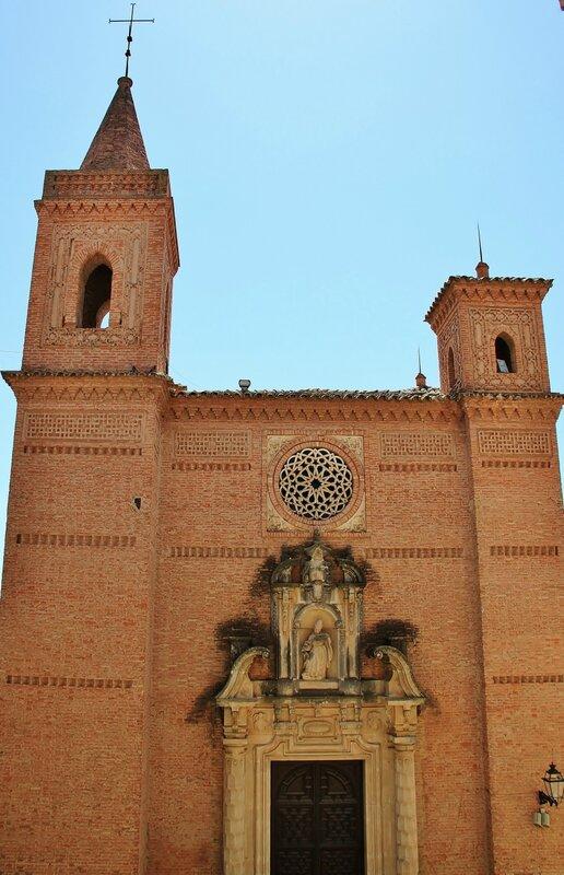 Церковь Сан Феликс де Торалба де Рибота (Калатаюд)