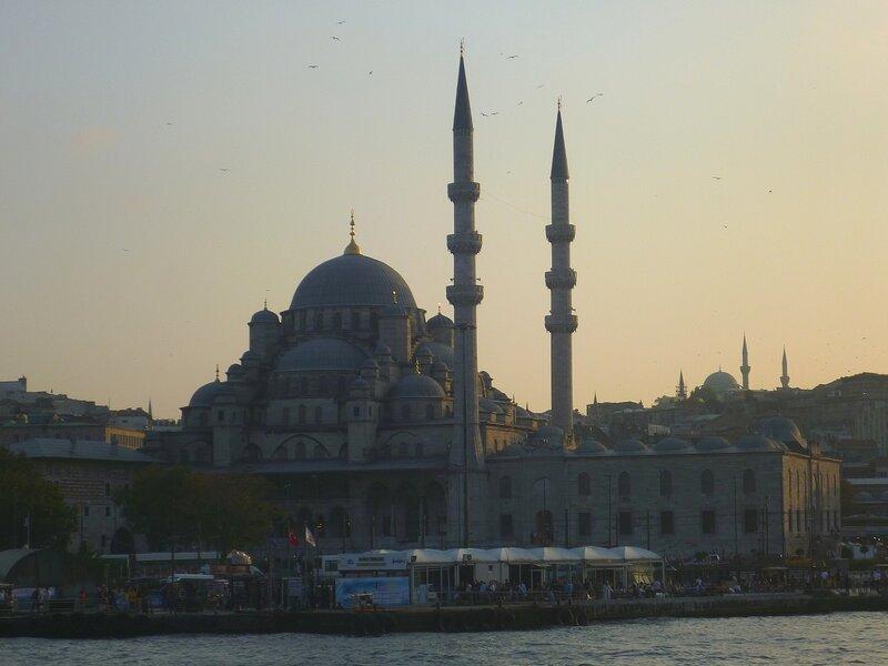 Новая мечеть - Стамбул, Турция (New Mosque - Istanbul, Turkey)