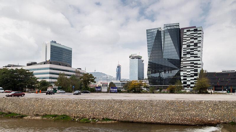 Все небоскребы Сараево