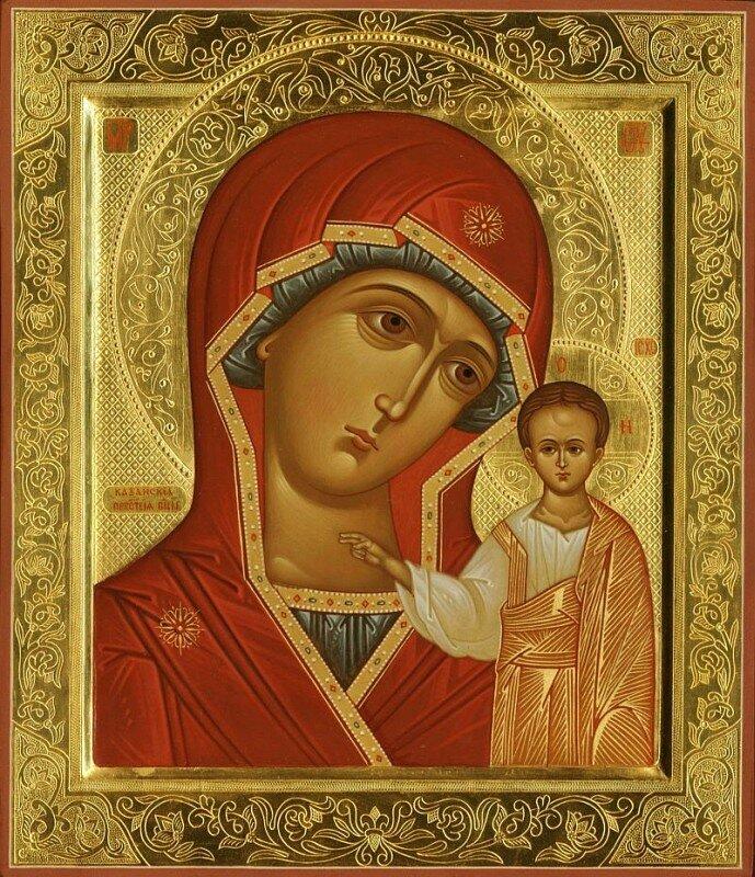 21 июля — праздник Казанской иконы Божией Матери