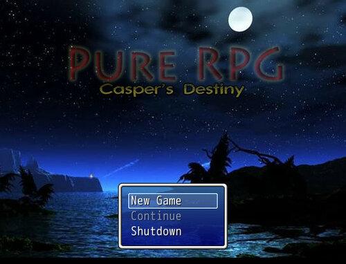 Pure RPG: Caspers Destiny