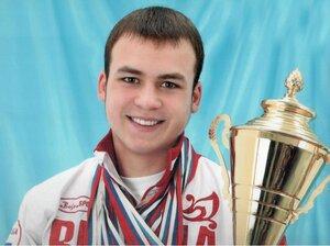 Воспитанник находкинской школы бокса - победитель Первенства России среди юниоров