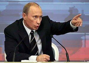 Кому служит президент Путин?