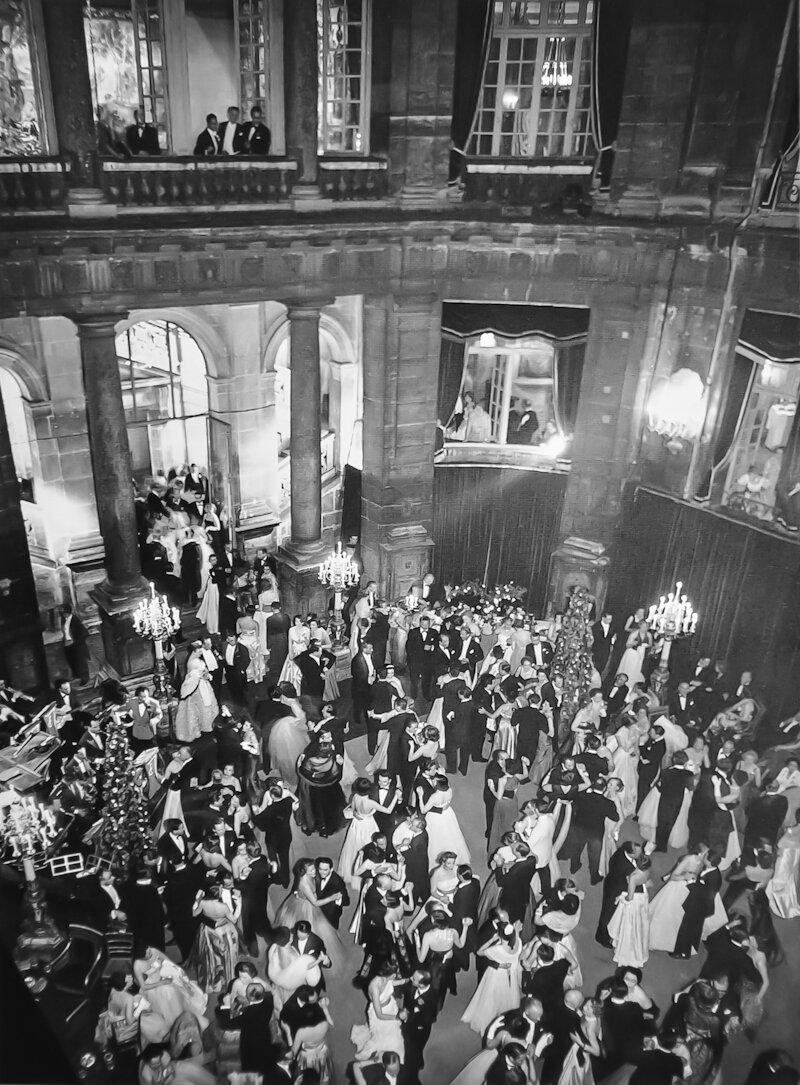 1950. Бал во дворце Ламберт