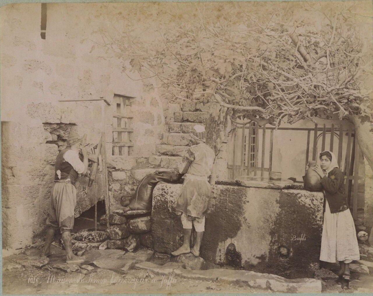 Жители Яффо