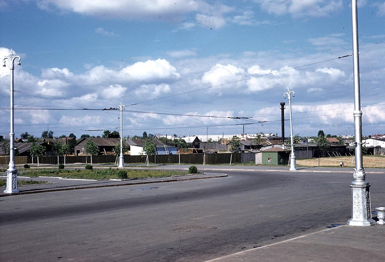 06. В районе аэропорта