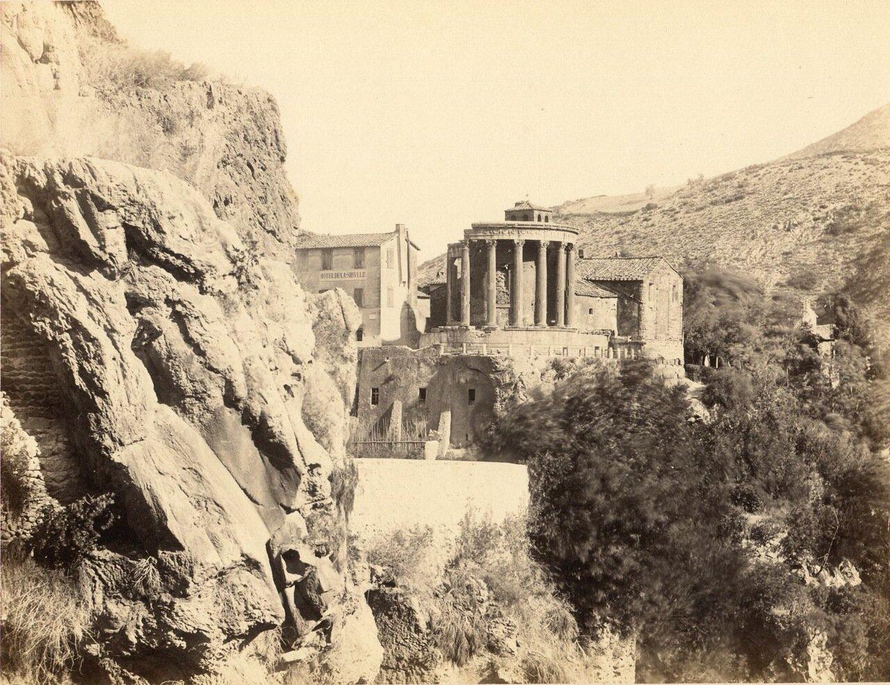 Тиволи. Храм Весты