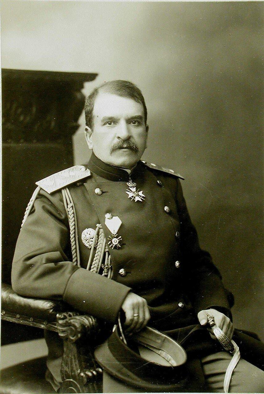 22. Портрет генерала от инфантерии Радко-Дмитриева