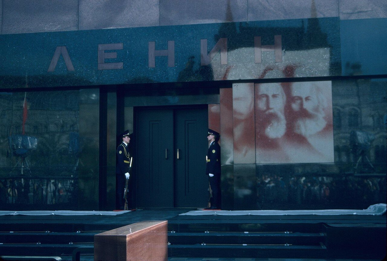 Призраки Советского Союза