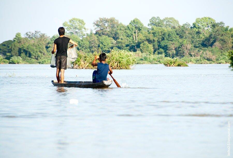 Лаос 4000 островов