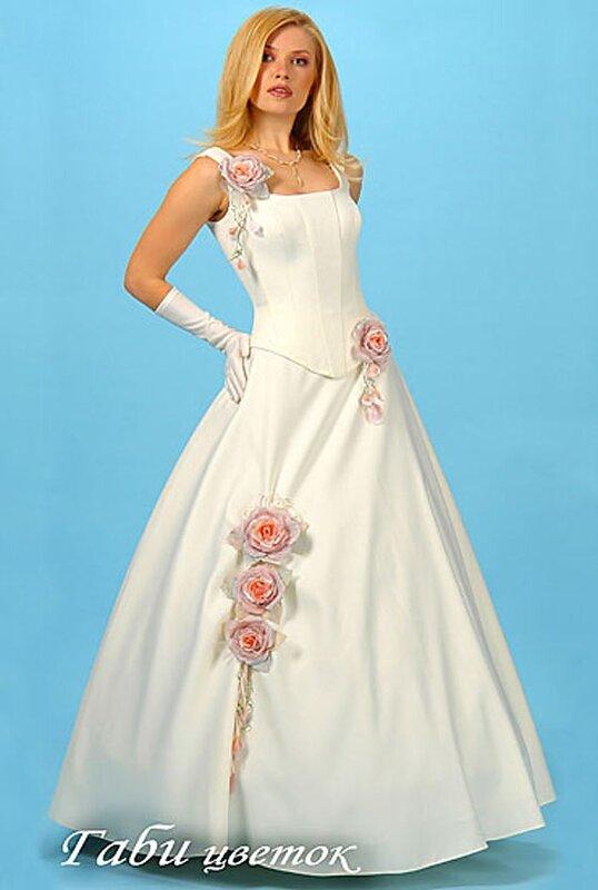 Купить Свадебное Платье В Русском Стиле Купить