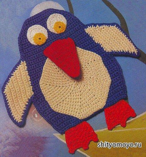 Детская игрушка «Пингвин»