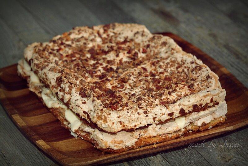 самые лучшие рецепты тортов фото