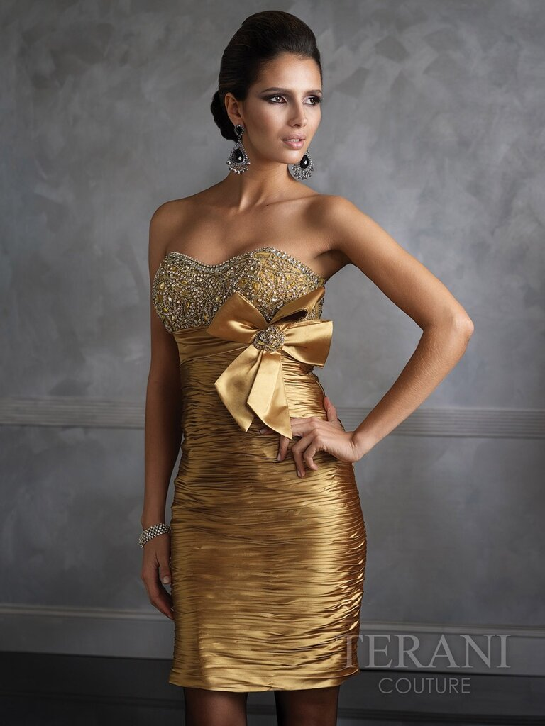 Дизайнерские платья - Terani Evening 2 /2011.  3.