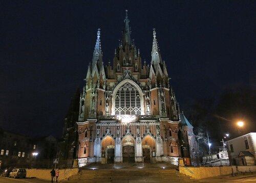 Рождество в Польше, Краков