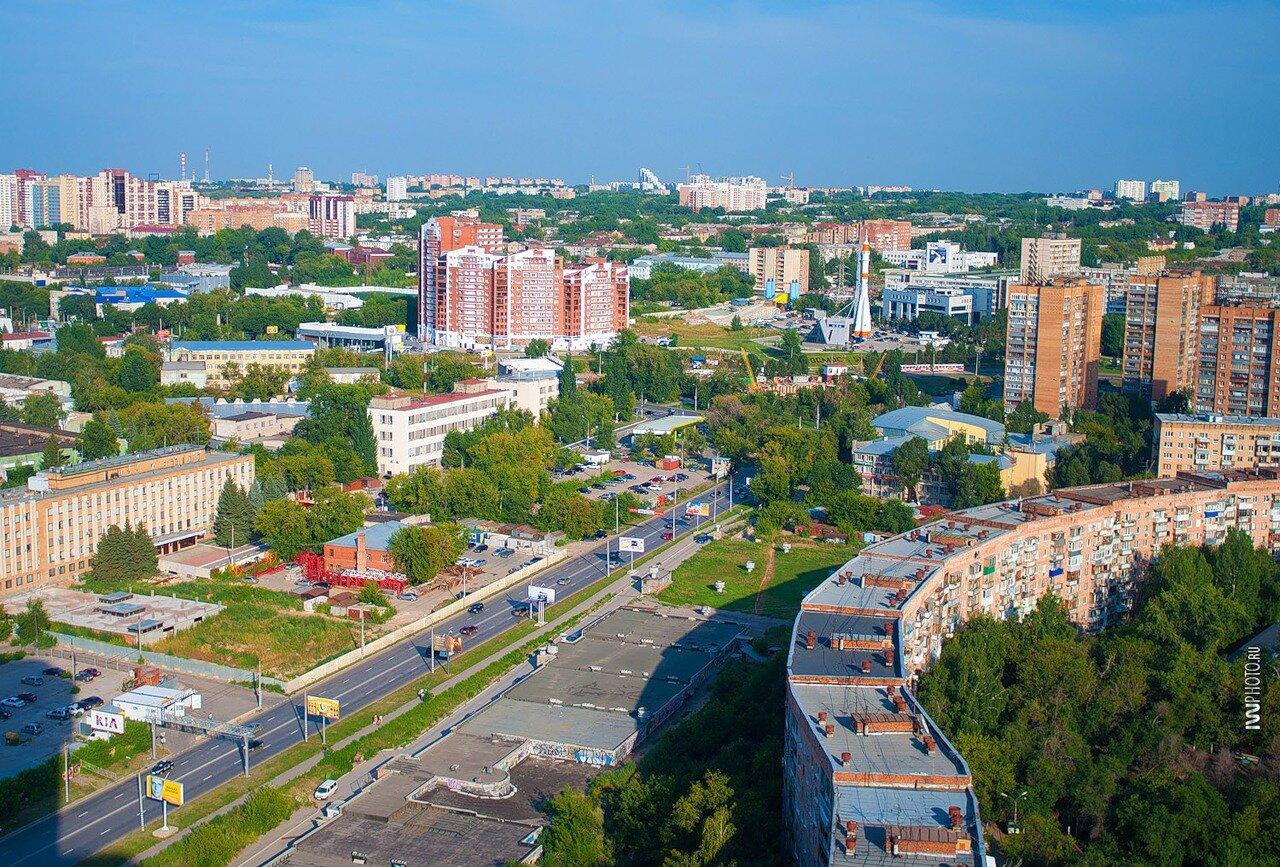Советский район самара фото