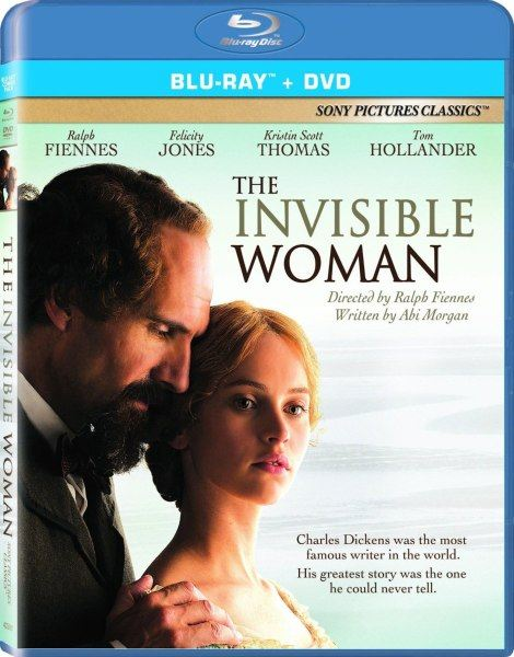 Невидимая женщина / The Invisible Woman (2013) BDRip 1080p/720p + HDRip
