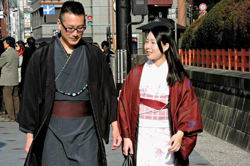 Япония токио одежд
