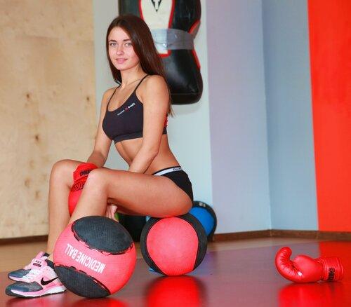 Ты готов боксировать со мною!?