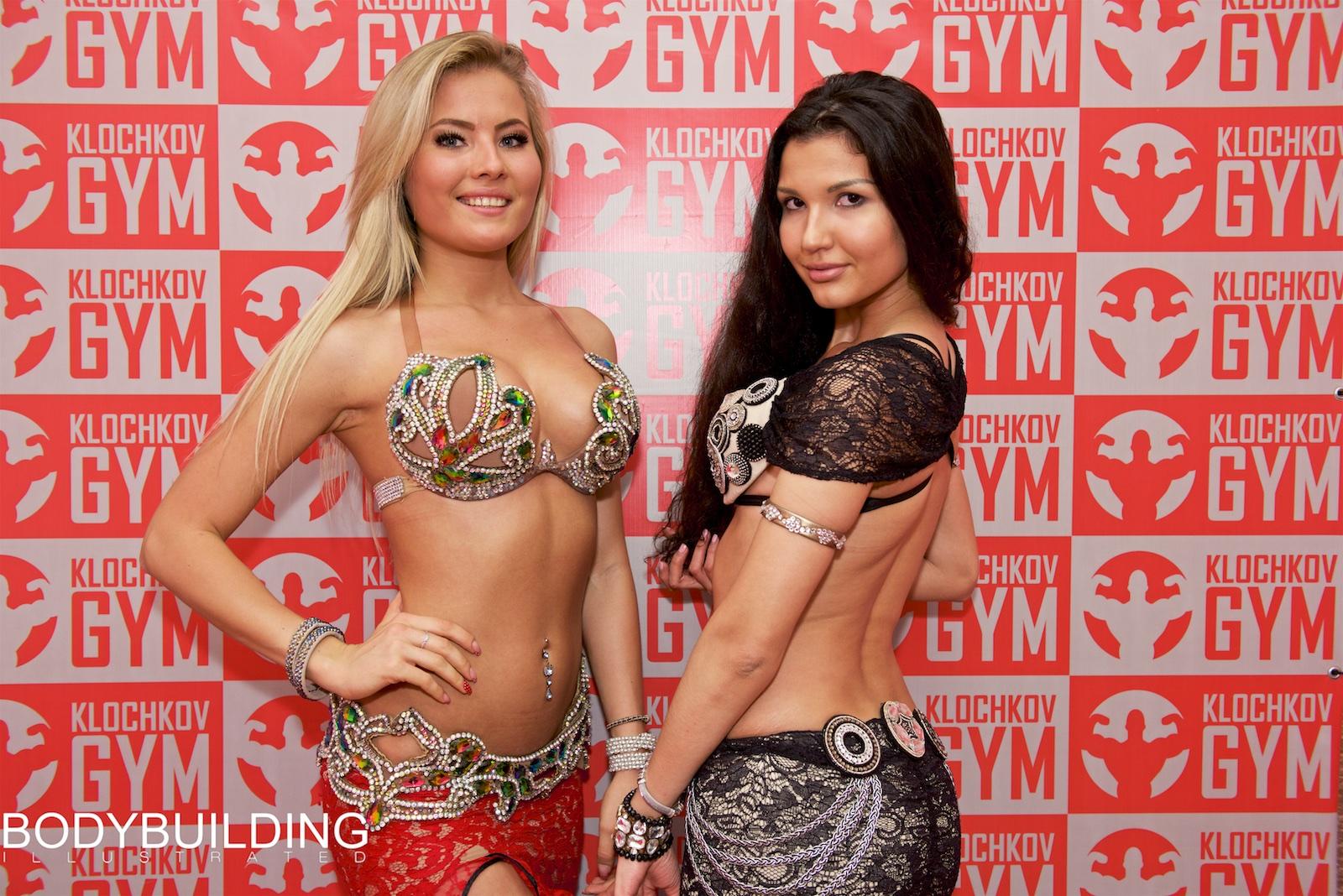 Линда Шоу фитнес клуб Klochkov Gym