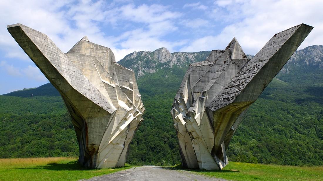 16. Босния и Герцеговина — одно из государств Балканского полуострова. Страна привлекательна прежде